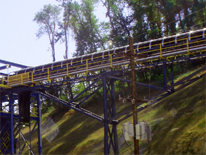 Pioneer Conveyor - Truss Systems 1