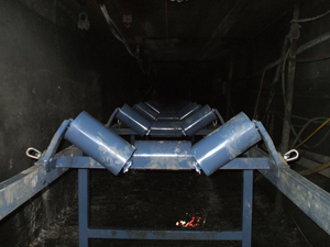 Pioneer Conveyor - underground conveyor 2