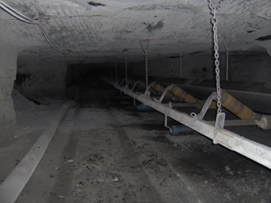 Pioneer Conveyor - underground conveyor 3