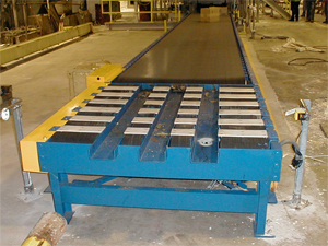 Pioneer Conveyor - wet lap conveyor 2