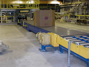 Pioneer Conveyor - wet lap conveyor 3